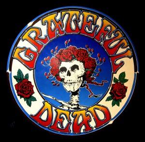 skull-roses